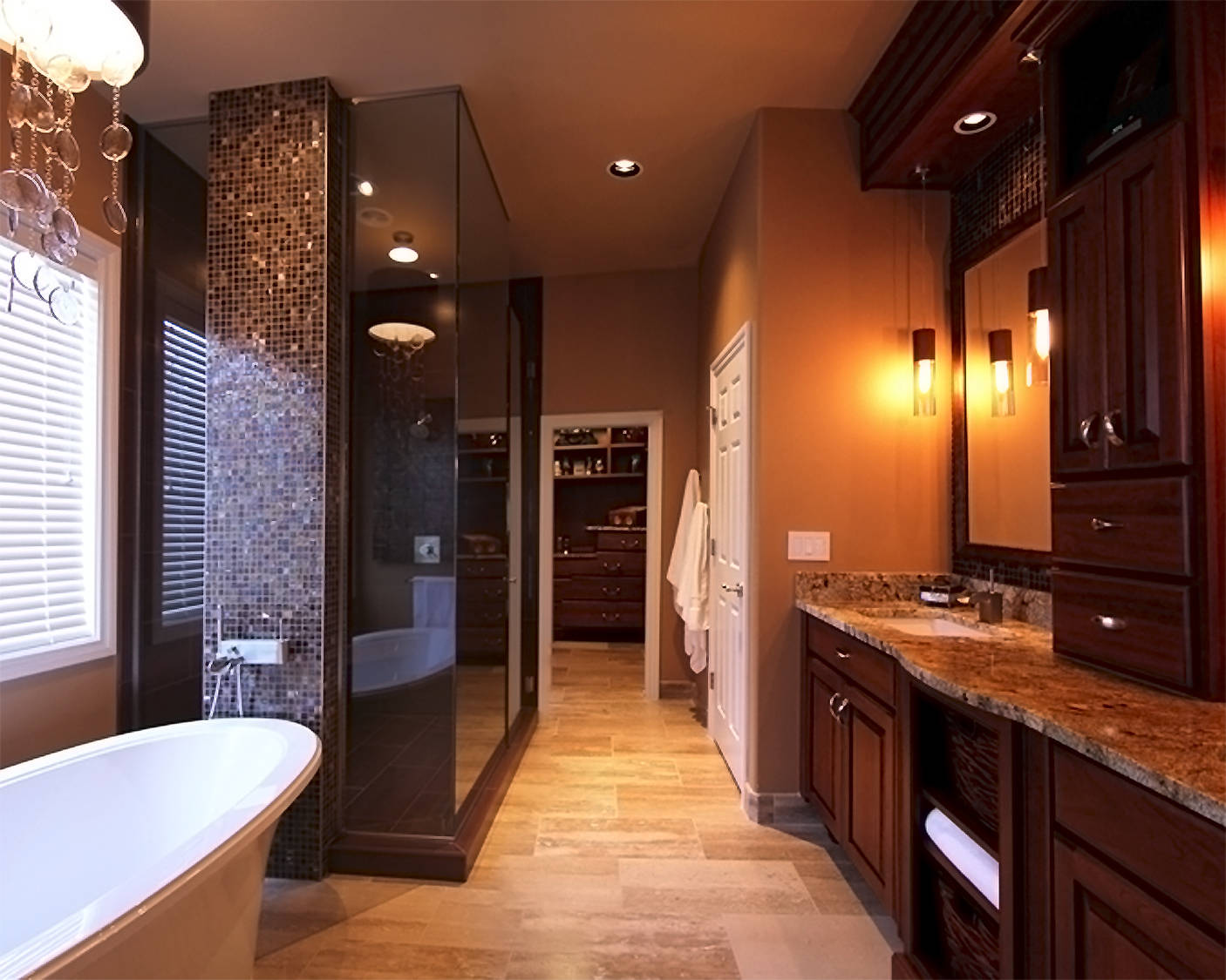 Selin construction bathroom remodel for Images of bathroom remodel ideas